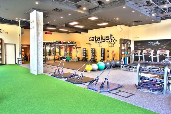 Catalyst Facility