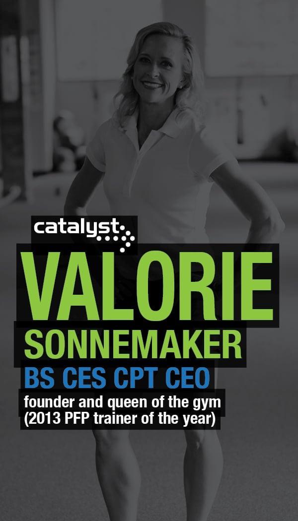 Valorie Sonnemaker