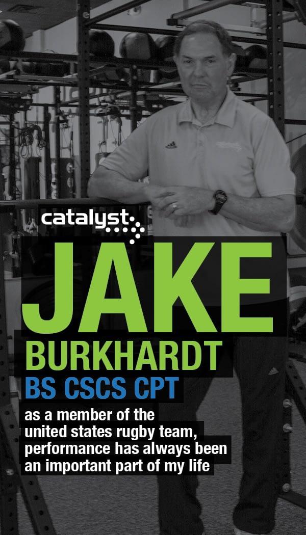 Jake Burkhardt