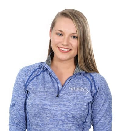 Haley Stancil Massage Therapist Catalyst Fitness Atlanta